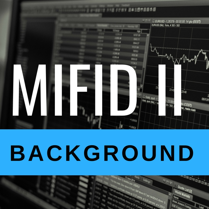 Markets in Financial Instruments Directive (MiFID II)